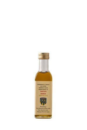 Olio al tartufo bianco pregiato